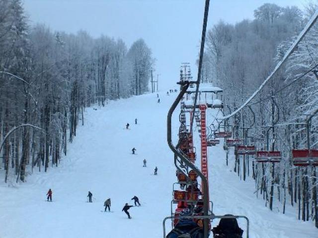 partie Suior, top partii ski Romania