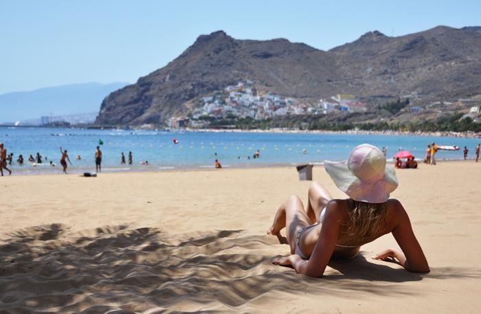 plaja Tenerife, destinatii populare sarbatori