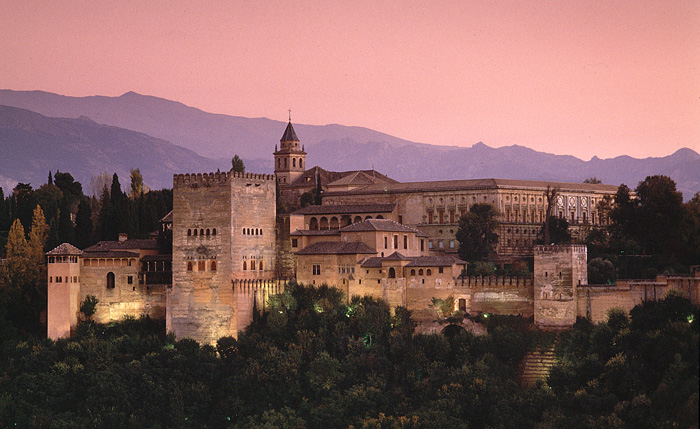 Alhambra, Andalucia