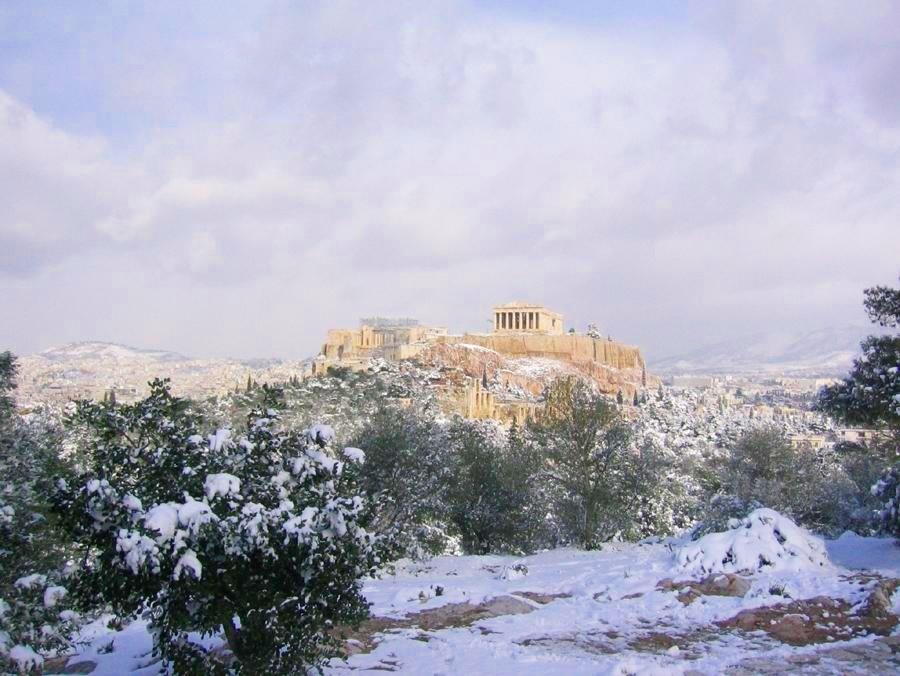 top destinatii iarna Europa, Atena, Grecia