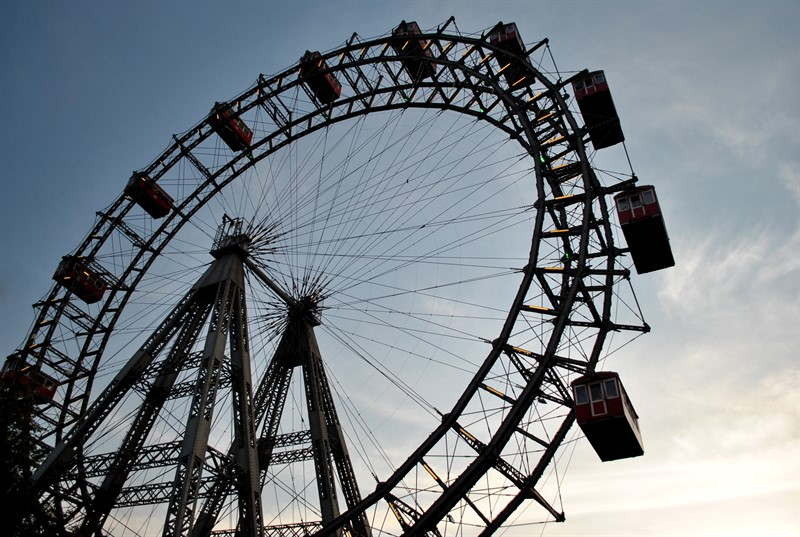 Riesenrad, obiective turistice Viena