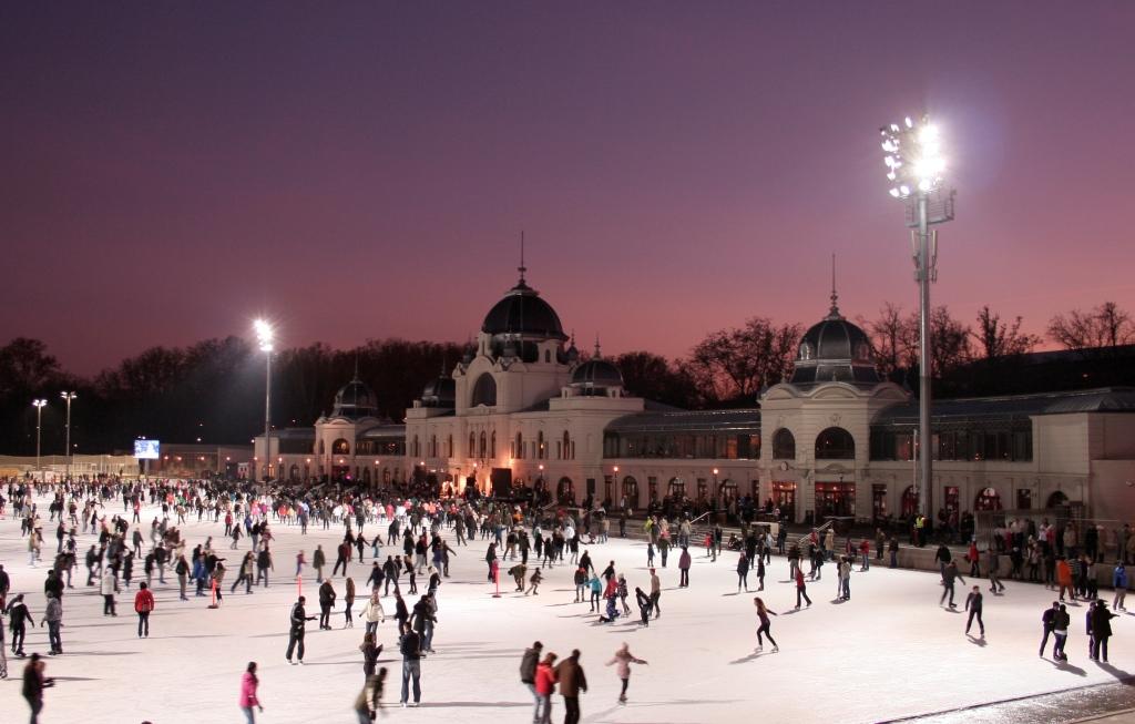 top destinatii iarna, Budapesta