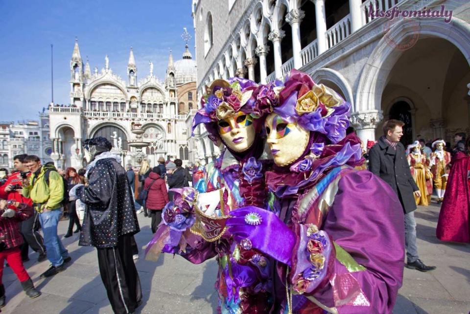 destinatii iarna Europa, carnaval Venetia