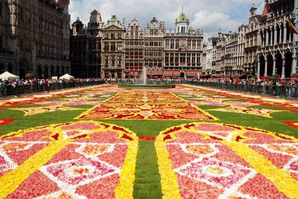 Bruxelles, oferte vacanta Paste