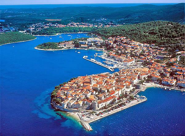 Korcula, ce sa vizitezi in Croatia
