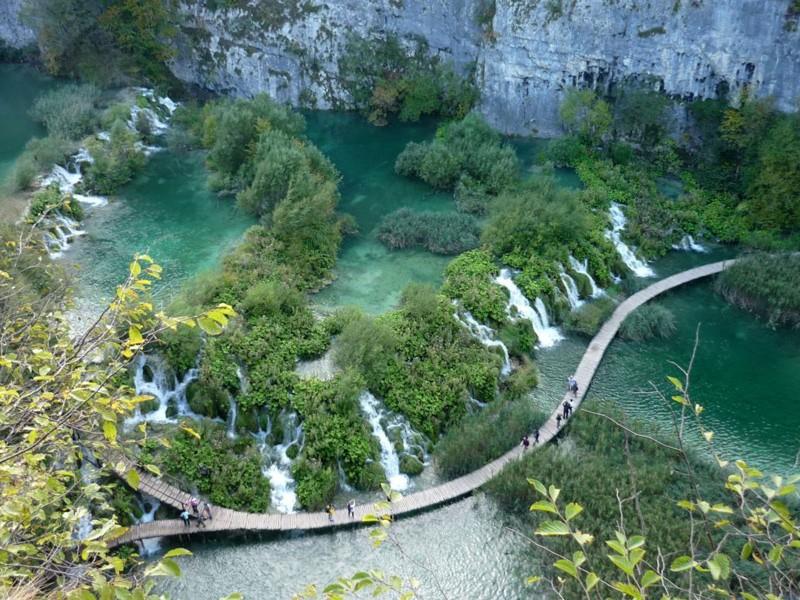 Parcul Krka, l;ocuri de vizitat in Croatia