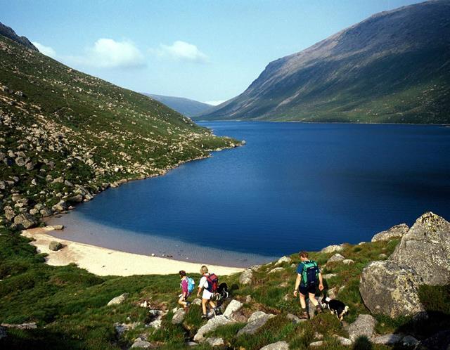 Parcul National Cairngorms, destinatii europene pentru aventurieri
