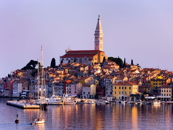 Rovinj, locuri de vizitat in Croatia
