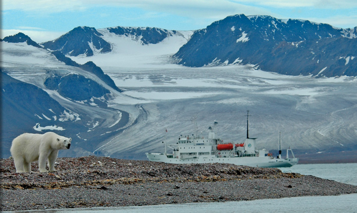 Spitsbergen, destinatie de aventura in Europa