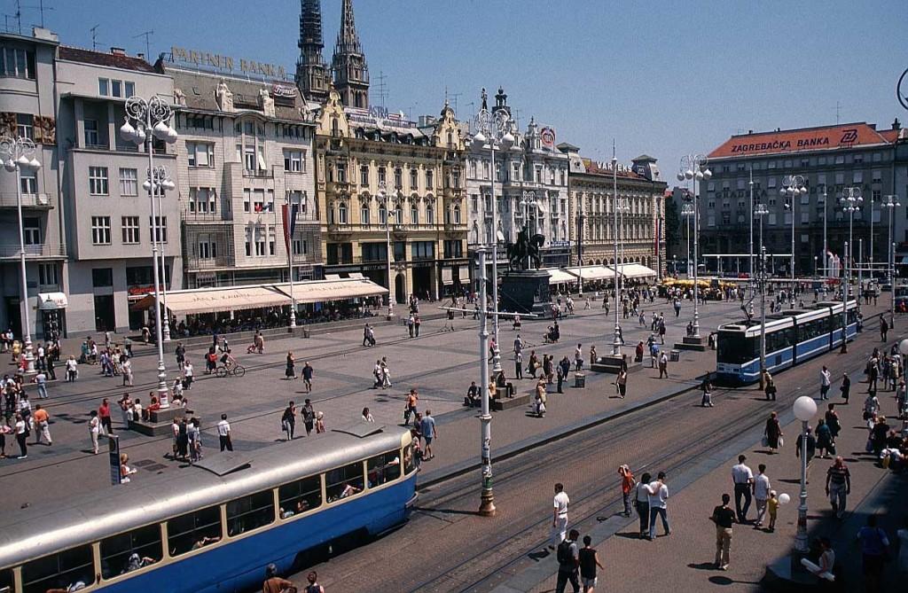 Zagreb, locuri de vizita in Croatia