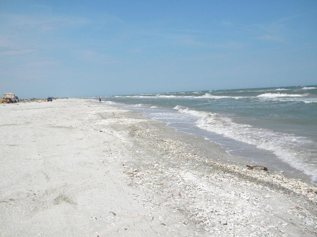 jurnal calatorie plaja Vadu, Constanta