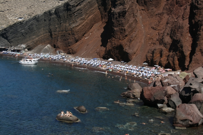 jurnal calatorie Grecia, Santorini