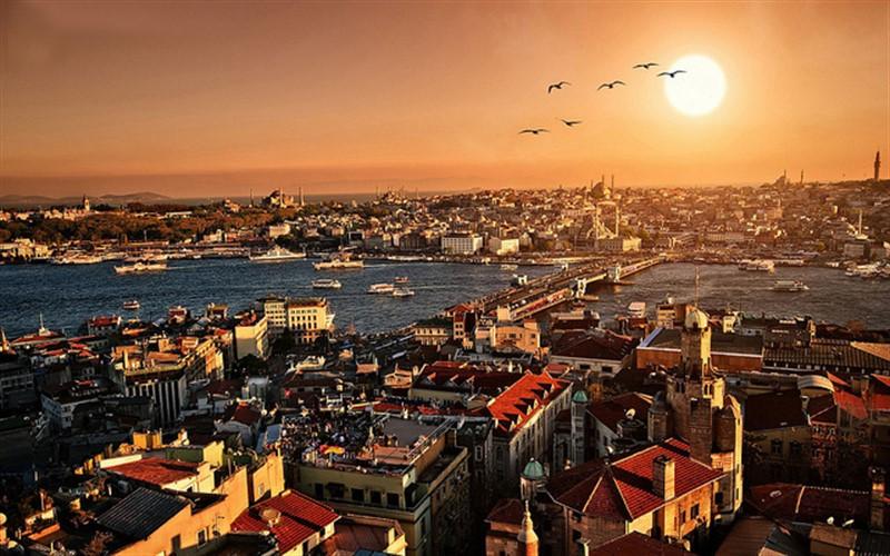 Istanbul, top cele mai fotografiate orase Europa