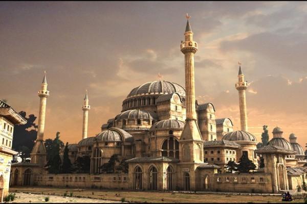 Hagia_Sophia, obiective turistice Istanbul
