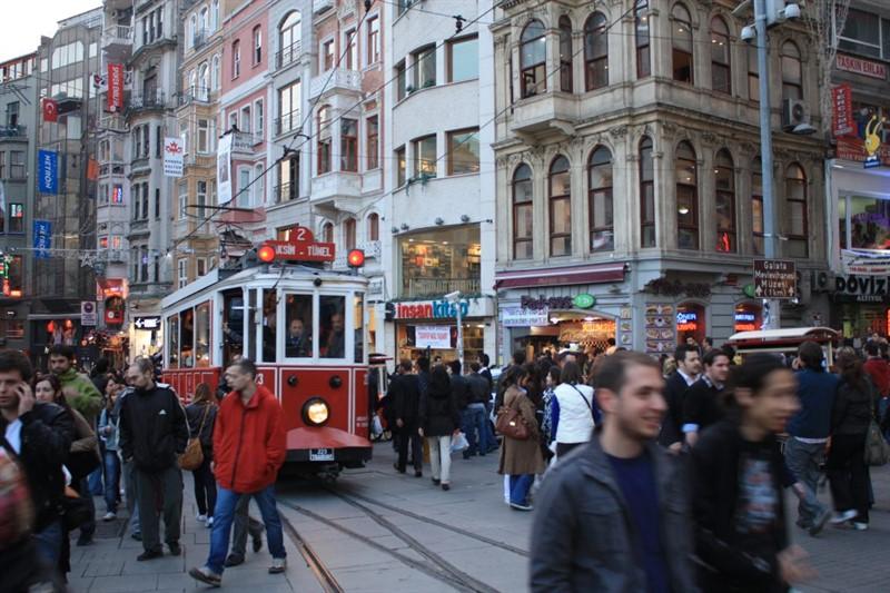 ISTIKLAL, obiective turistice Istanbul