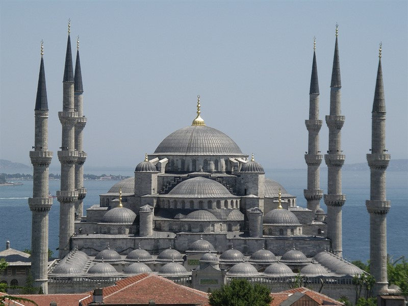 Moscheea albastra, obiective turistice Istanbul