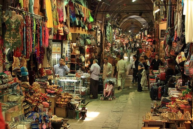 piata, obiective turistice Istanbul