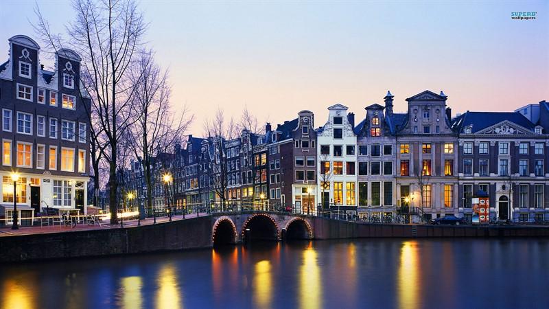 Amsterdam, top cele mai fotografiate orase Europa