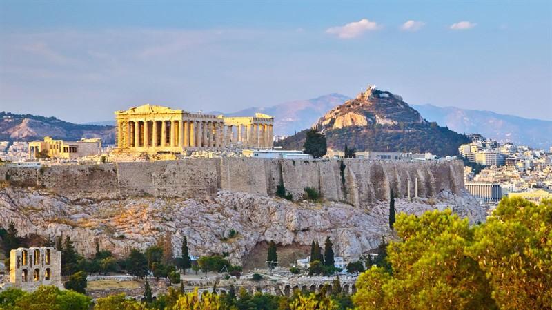 Atena, Grecia, top cele mai fotografiate orase Europa