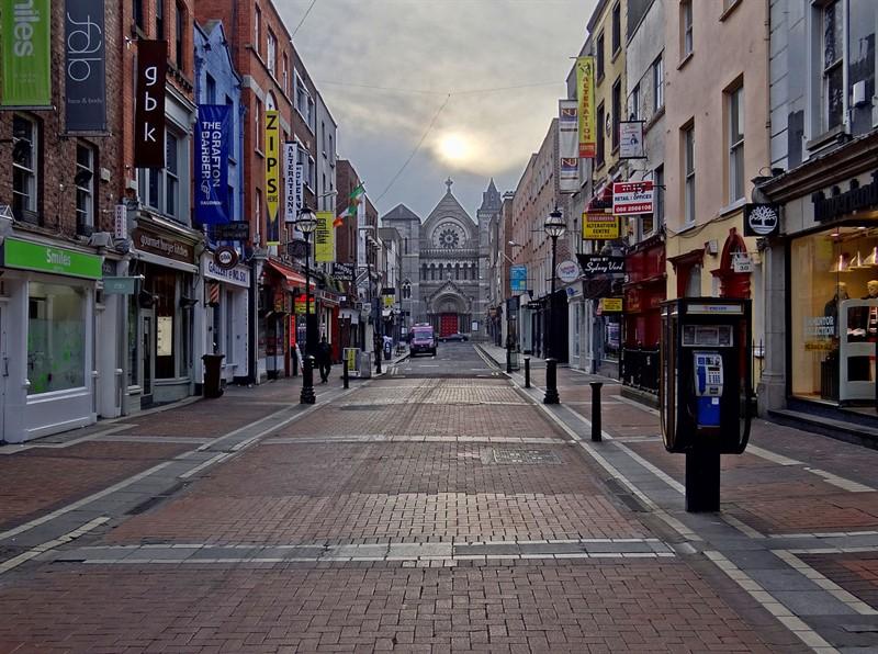 Dublin, Irlanda, top cele mai fotografiate orase Europa