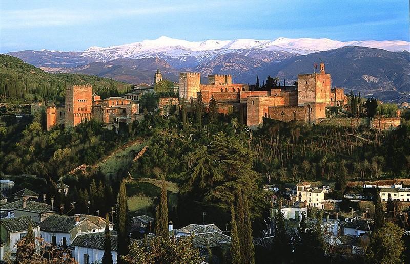 Granada, top cele mai fotografiate orase Europa