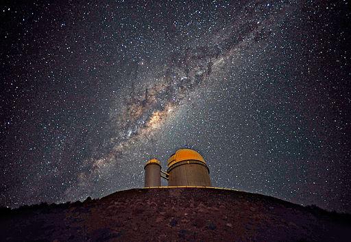 top locuri de privit stelele
