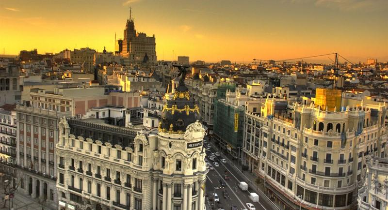 Madrid, top cele mai fotografiate orase Europa