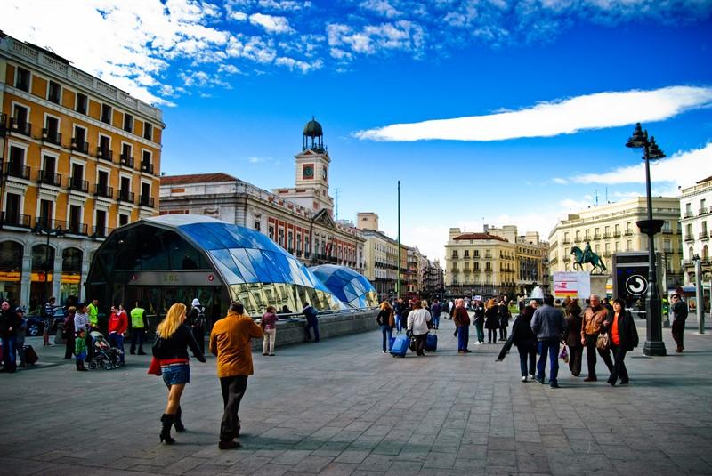 obiective turistice Madrid