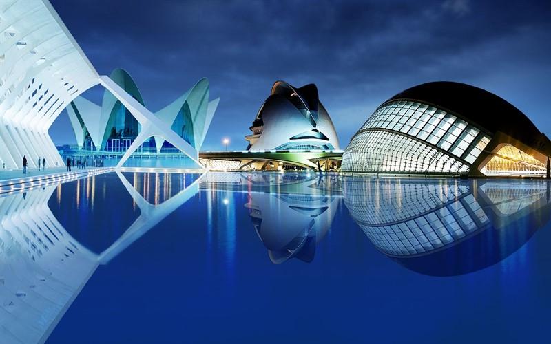 Valencia, Spania, top cele mai fotografiate orase Europa