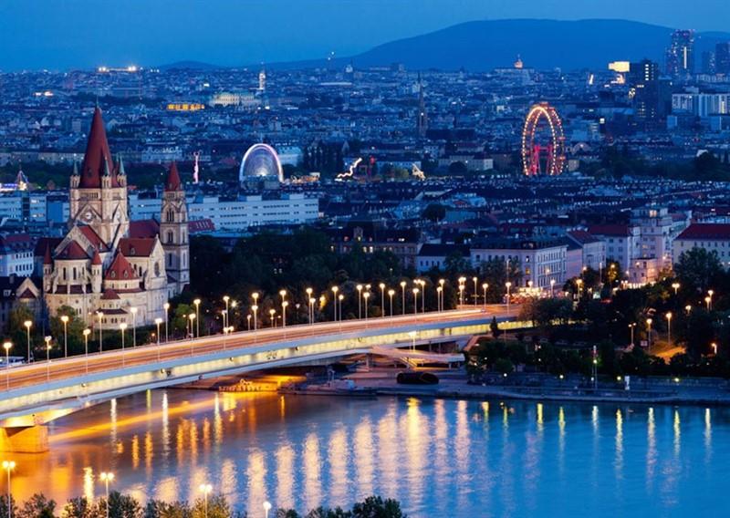 Viena, top cele mai fotografiate orase Europa