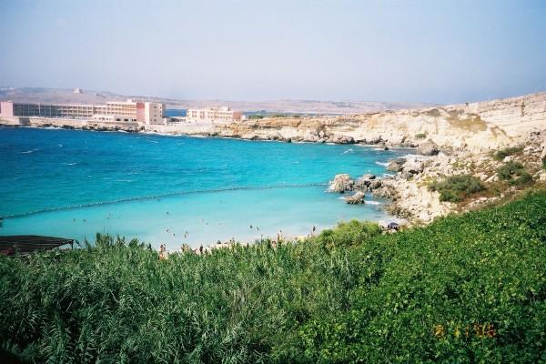 plaja nisipoasa in Malta, oferte city break Malta