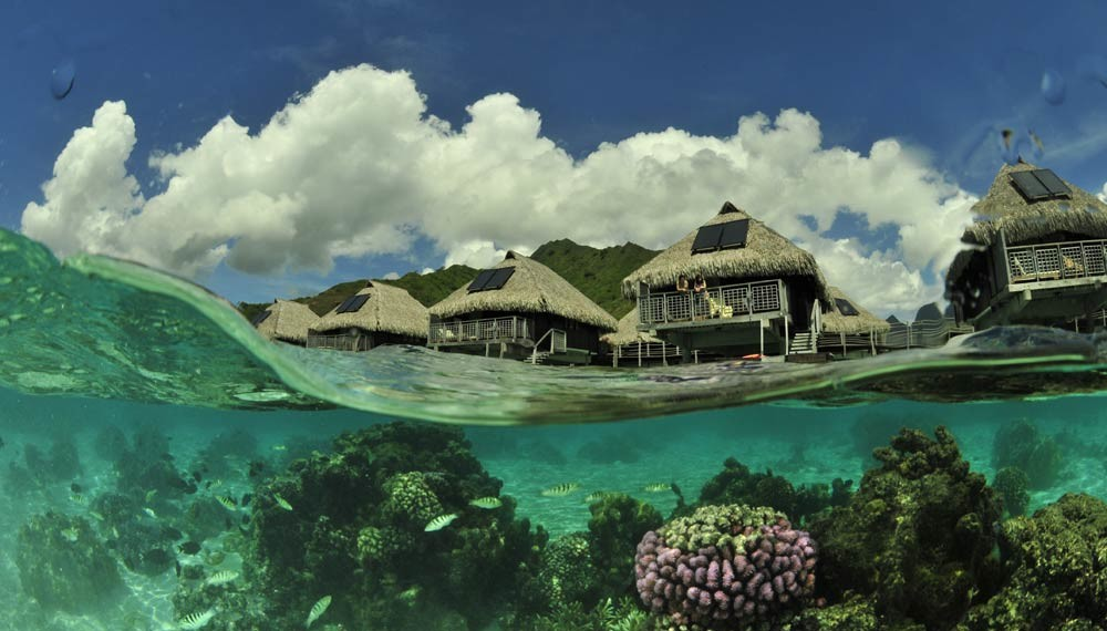 Bora Bora, 9 locuri de vizitat intr-o viata