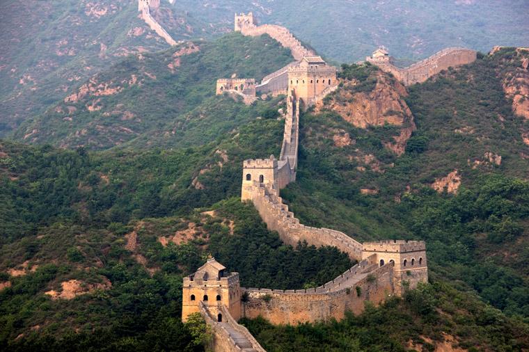 Marele Zid Chinezesc, 9 locuri de vizitat intr-o viata