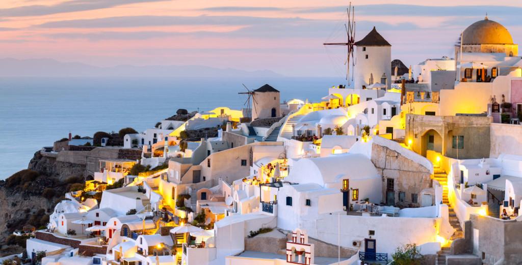 Santorini, Grecia, , 9 locuri de vizitat intr-o viata