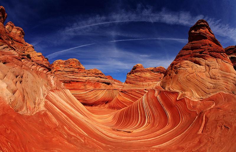 Valul, the Wave, Arizona, 9 locuri de vizitat intr-o viata