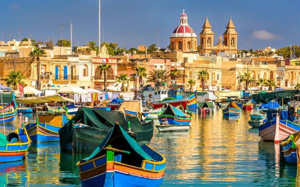 Marsaxlokk, obiective turistice Malta