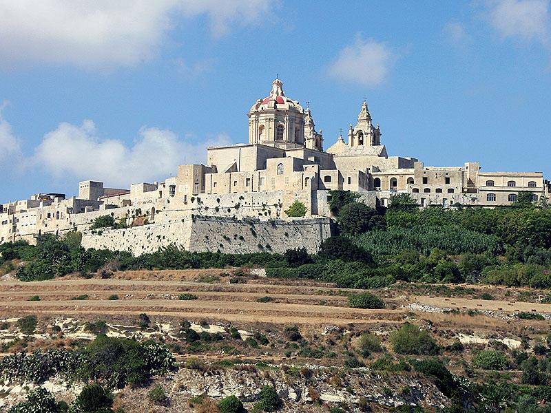Mdina, obiective turistice Malta