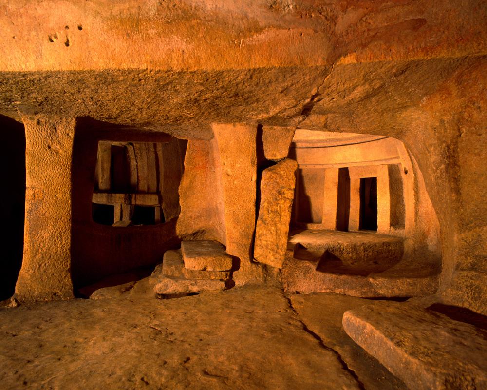 ruinele Hypogeum, obiective turistice Malta