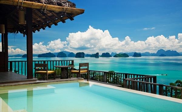 Resortul Six Senses Yao Noi din Thailanda