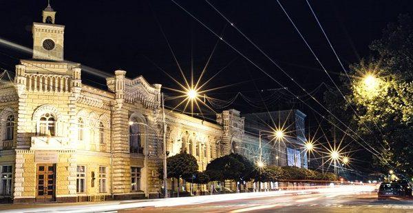 obiective turistice in Chisinau