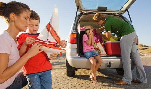 12 idei practice de calatorie cu copii