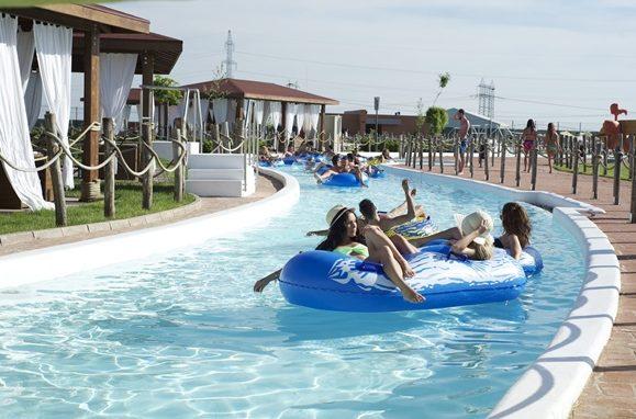 Parcuri acvatice de distractie, din Romania