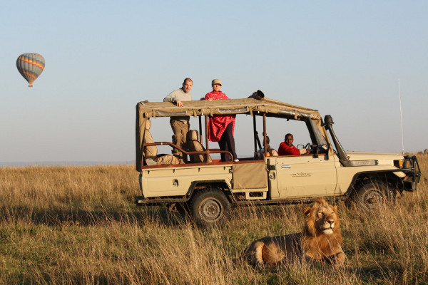 safari in Naibor