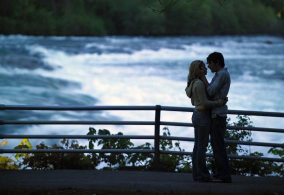 luna de miere SUA, Niagara
