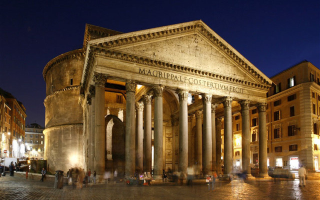 Pantheon, obiective turistice Roma