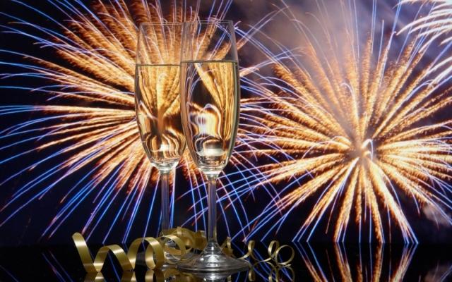 traditii si obiceiuri de Anul Nou, Revelion