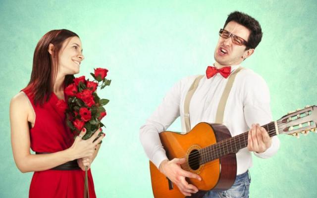serenada, idei de activitati de Ziua Indragostitilor, activitati de Valentine's Day, ce sa faci de Ziua Indragostitilor