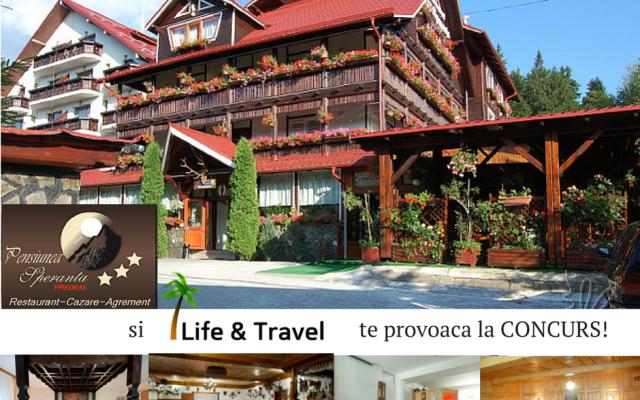 Life&Travel te provoaca la concurs!