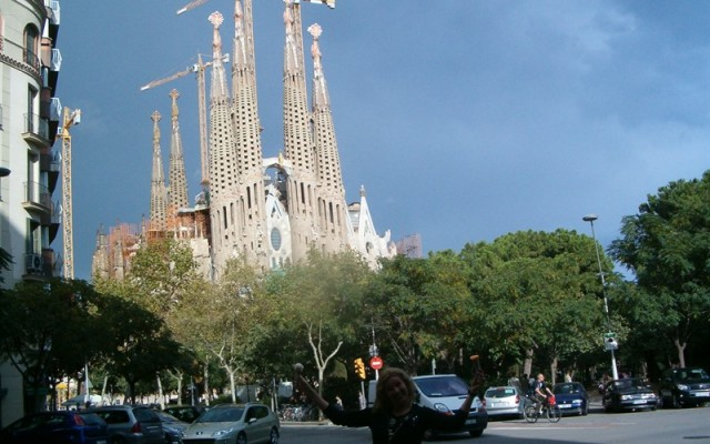 jurnal calatorie Barcelona