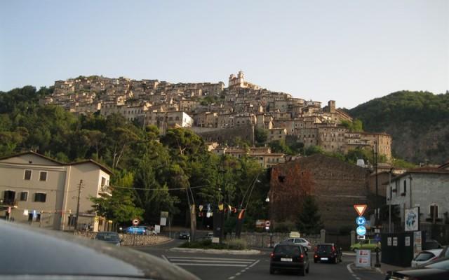 jurnal calatorie Artena, Italia